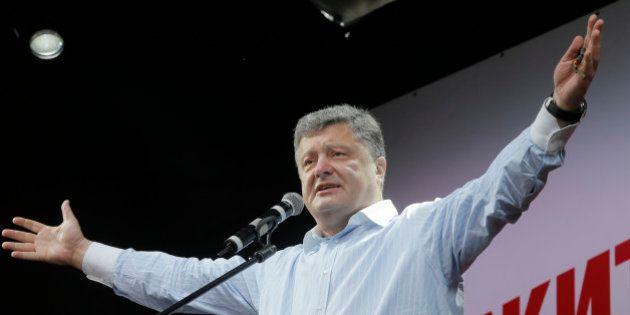 Conheça o próximo presidente da Ucrânia, o Rei do