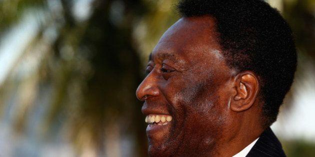 Copa 2014: Pelé defende Felipão e jogadores do