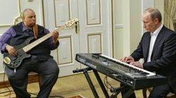 Putin não gosta de heavy metal. Nem de Madonna e Julio