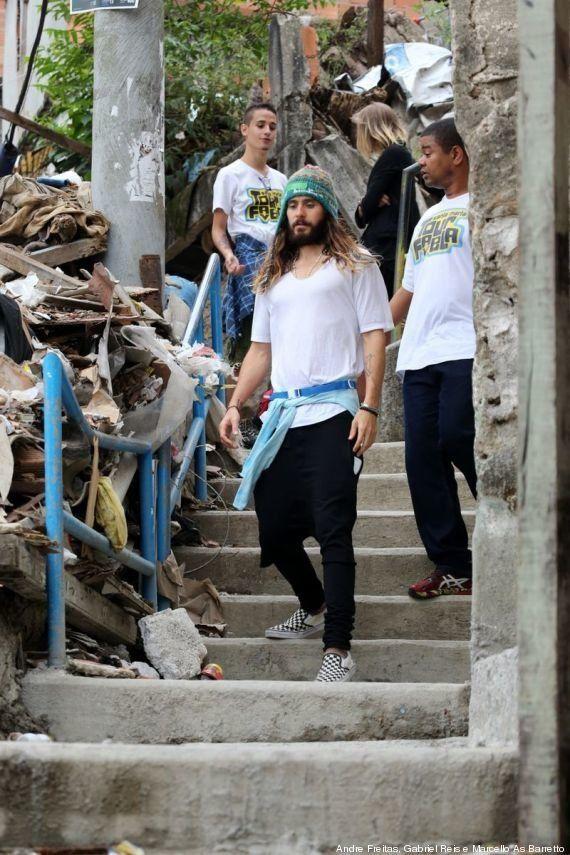21 motivos para querer que Jared Leto venha SEMPRE que puder para o Brasil