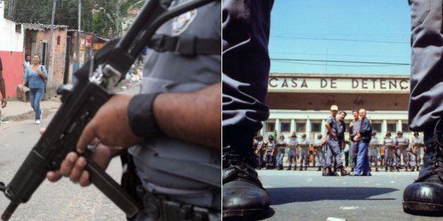 Policiais matam uma pessoa a cada 34 horas em São Paulo, maior número desde o Massacre do Carandiru,...