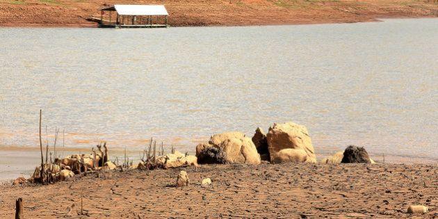 Crise da água em SP: Nível do Cantareira sobe pela primeira vez em oito