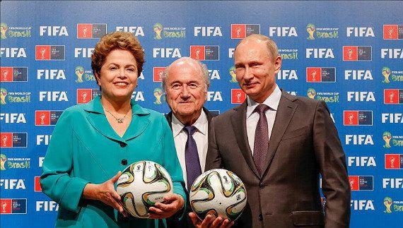 As faltas da presidente Dilma e os gols de estilo da ala