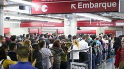 Metroviários estudam liberar catracas como alternativa para greve em São