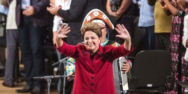 Dilma Rousseff cresce entre os eleitores da classe C e do Sudeste
