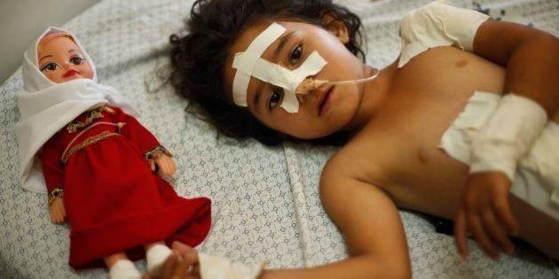Ataques de Israel a Gaza deixaram 175 vítimas fatais, 32 delas
