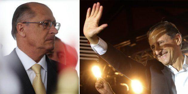 Candidato ao governo de SP, Paulo Skaf classifica Alckmin de 'bonzinho' e promete endurecer com manifestantes...