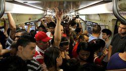 Metroviários marcam greve para 5 de junho em São