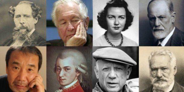 Veja como Darwin, Picasso e outras personalidades se organizavam diariamente