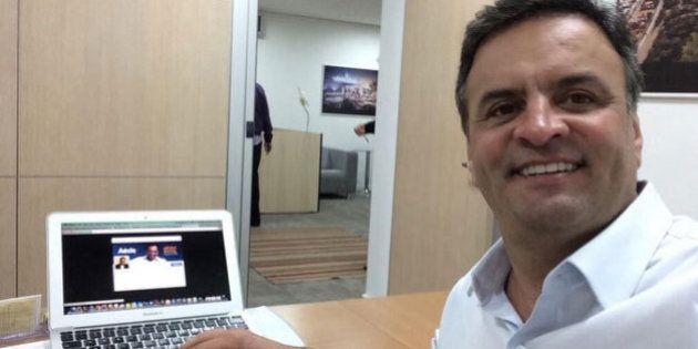 Após quase seis anos, Aécio Neves estreia no Twitter e gera apoios e muita ironia entre