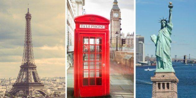 Viajar em julho para destinos populares da Europa e da América do Sul ficou mais caro em 2015, revela