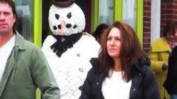 Assista: o boneco de neve mais assustador (e engraçado!) da