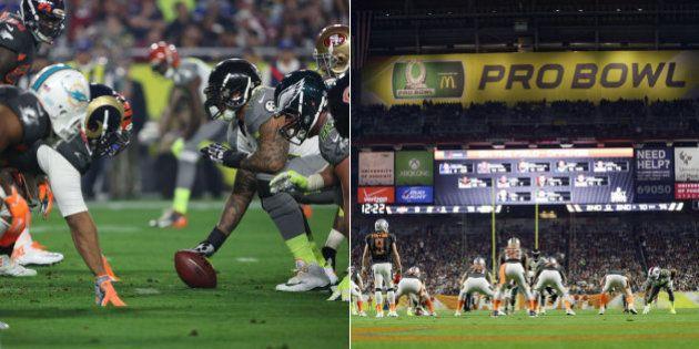 Terceiro país com mais fãs da NFL no mundo, Brasil pode receber o Pro Bowl, o jogo das estrelas, em