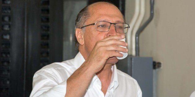 Crise da água em SP: Presidente da ANA pede 'verdade' ao governo Alckmin, que já sabia da chance de problema...