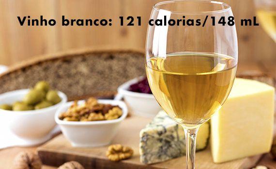 Saiba quantas calorias têm seus drinques