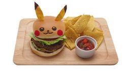 Fanático por Pokémon? Então conheça os pratos do