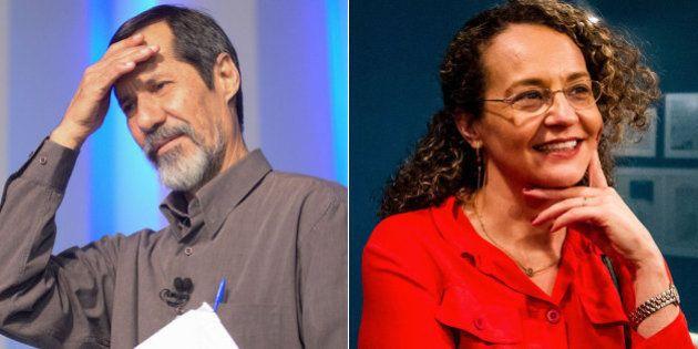 As razões que fizeram de Luciana Genro e Eduardo Jorge as duas melhores 'surpresas' das eleições de 2014...