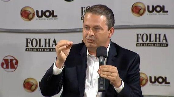 Eduardo Campos: visual sem gravata para