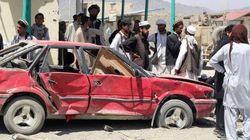 Carro-bomba mata ao menos 89 no Afeganistão nesta