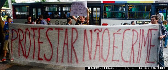 Criminalização dos movimentos sociais: pesquisadores defendem que protestos de rua não têm formação de