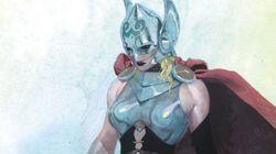 Thor será mulher na próxima série da