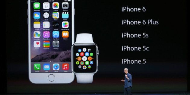 Lucro da Apple no quarto trimestre de 2014 já supera a produção de 104