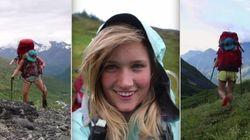 ASSISTA: Ela viajou SO-ZI-NHA pelo Alasca durante 47