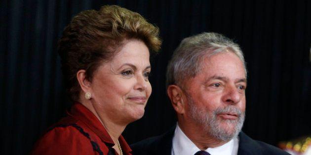 Dilma deixa Lula e ala majoritária do PT de fora do núcleo do novo