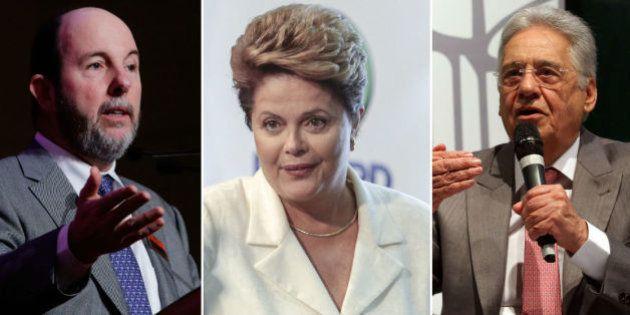 Dilma critica Armínio Fraga e Fernando Henrique Cardoso e adverte caso Aécio vença: 'Está em jogo o salário