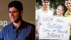 ASSISTA: Líder do Vem Pra Rua critica Lula e não apoia impeachment de