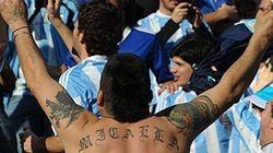 #VaiTerCopa e #VaiTerBarra-BravasArgentinos. É bom se