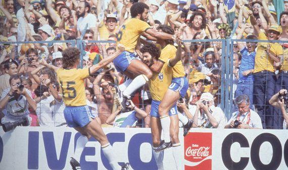 Minha Copa inesquecível: Espanha, 1982 (ou Fragmentos de uma