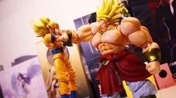 ASSISTA: Jovem cria stop motion incrível com bonecos de 'Dragon Ball