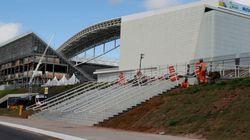 Itaquerão não terá evento-teste completo para a Copa do