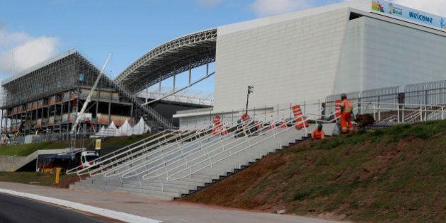Copa 2014: Itaquerão receberá apenas 40 mil pessoas no