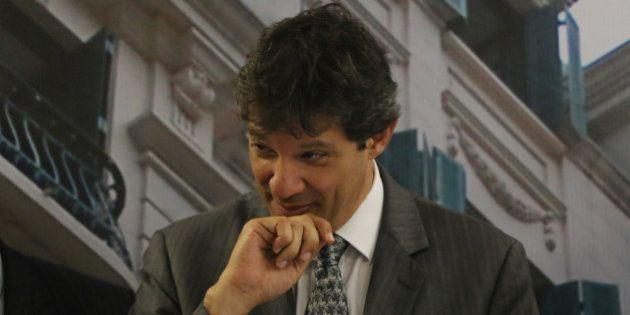 Mesmo contraditório, prefeito Fernando Haddad diz que 'passe livre' de estudante começa a valer dia 6...