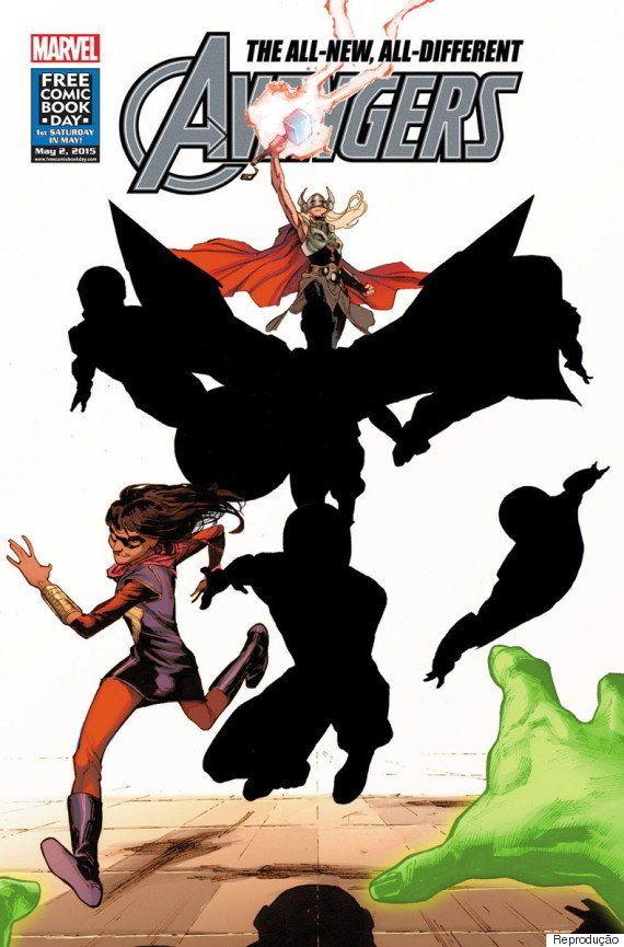 Marvel lança novo quadrinho para 'Vingadores'; versão mulher de Thor está em destaque na