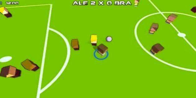 Brasileiros criam game em homenagem ao 7x1 da Copa do Mundo