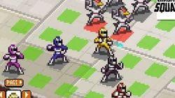 Chroma Squad promete surpreender o mercado brasileiro para fãs do retrô em