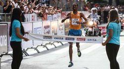 FOTOS: Atletas da Etiópia vencem a São Silvestre e quebram hegemonia de