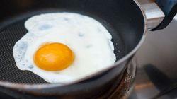 Tão simples! Veja como preparar o ovo frito