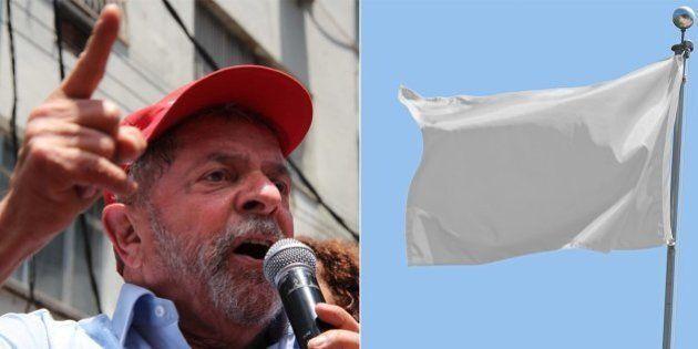Após artilharia pesada contra Aécio, Lula retoma bandeira 'paz e amor' e pede para eleitores cessarem...