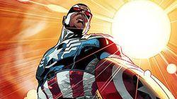 Capitão América será