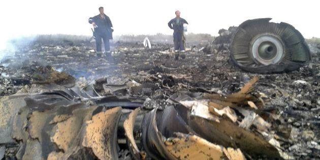 Avião da Malaysia Airlines cai na Ucrânia próximo da fronteira da Rússia