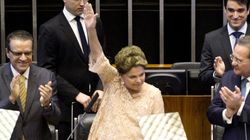 Na posse, Dilma propõe pacto nacional contra a