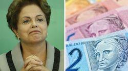 Dilma assina MP que garante reajuste do salário mínimo até