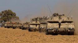 Israel começa invasão por terra na Faixa de