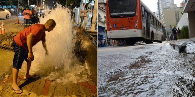 ONG Trata Brasil aponta que perdas de água dão prejuízo de R$ 8 bilhões por ano