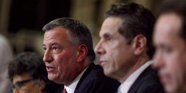 Não há risco de propagação de ebola em NY, diz