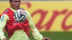 Se Thiago Silva pensa em levantar a taça do mundo?
